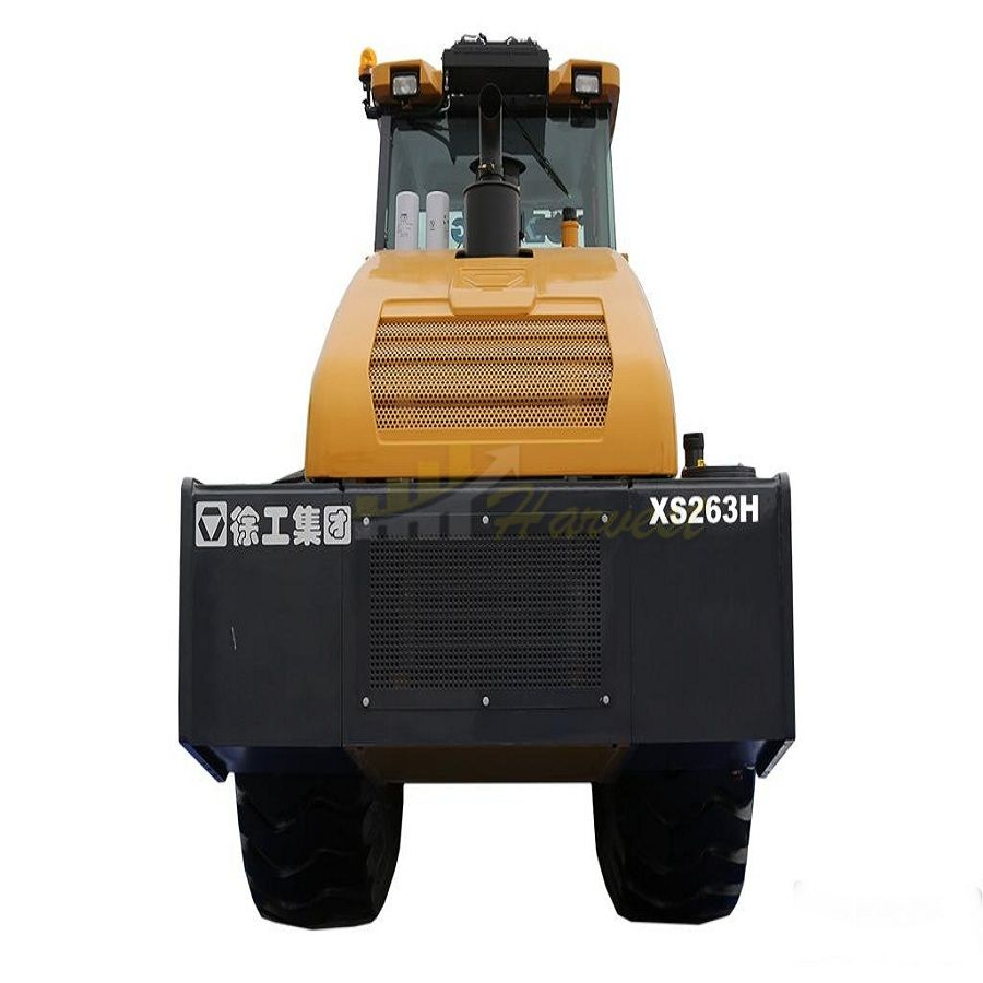 Hydraulic Road Roller Exporter China