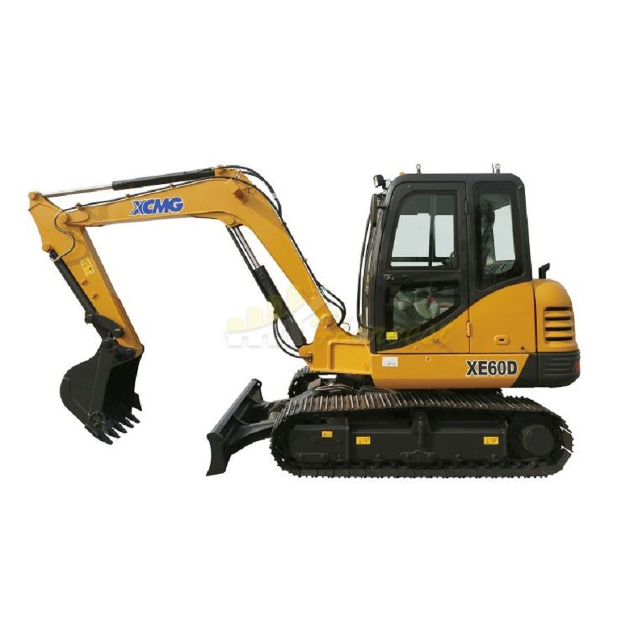 6 ton XE60D Excavator with Tier 3 Cummins Engine