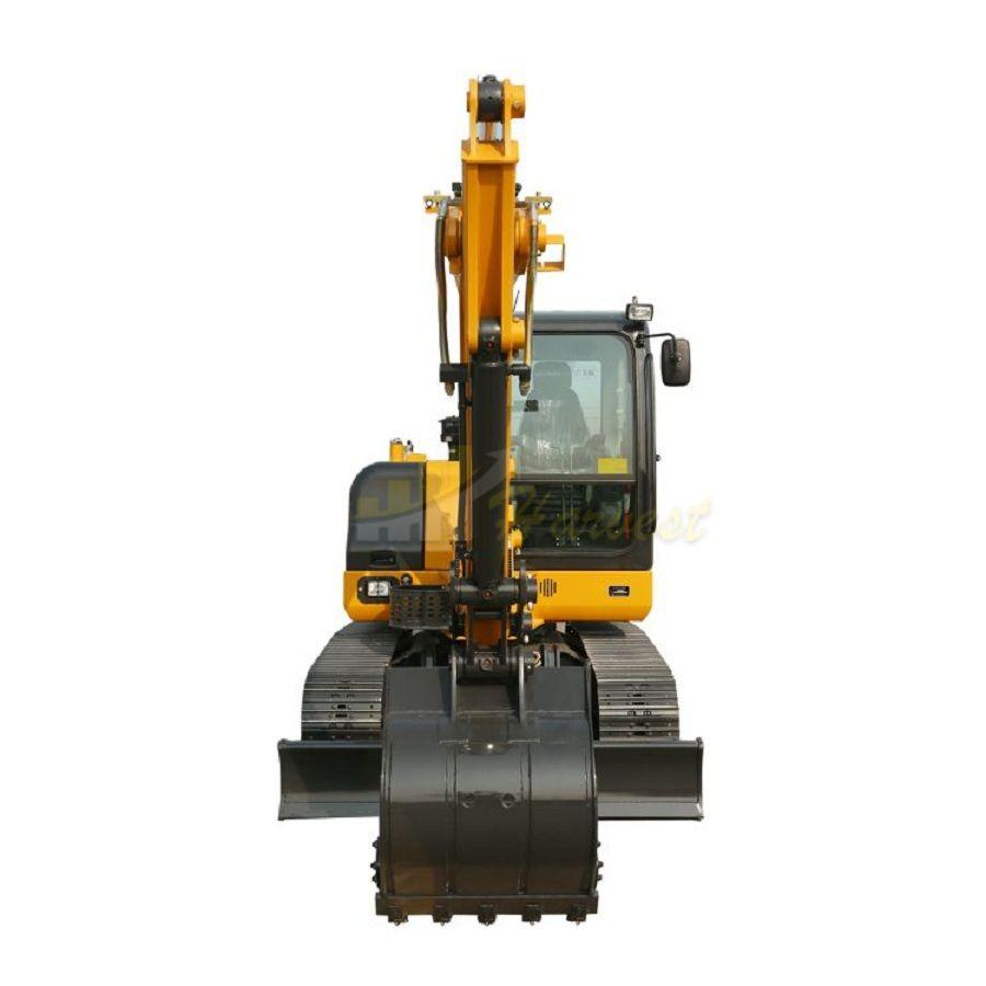 6 ton XE60D Excavator with Tier 3 Cummins Engine