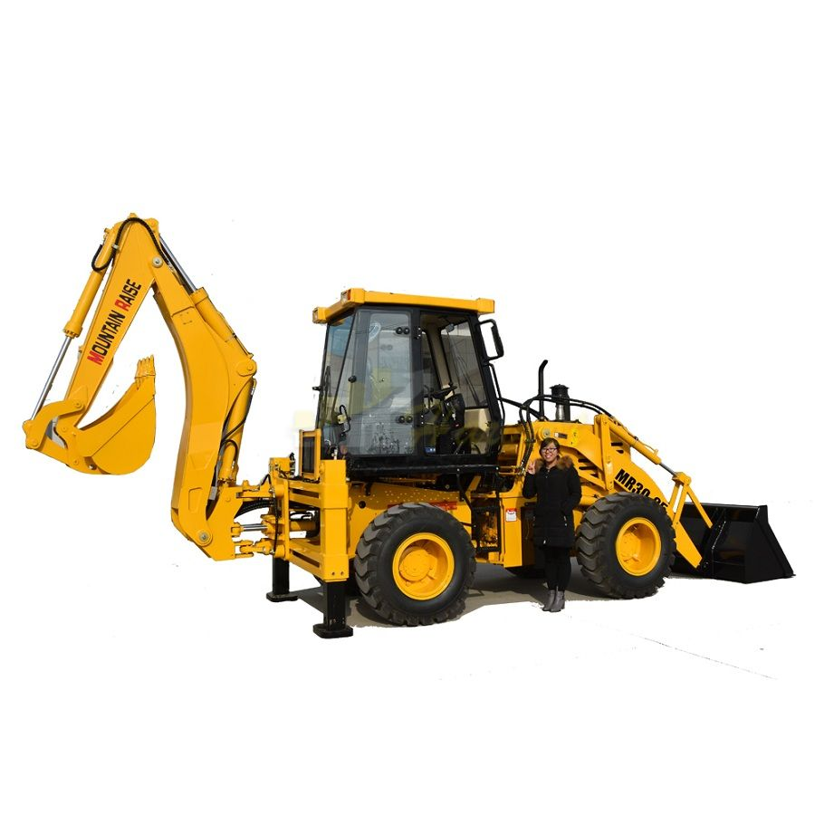 Wheeled Backhoe Loader MR30-25