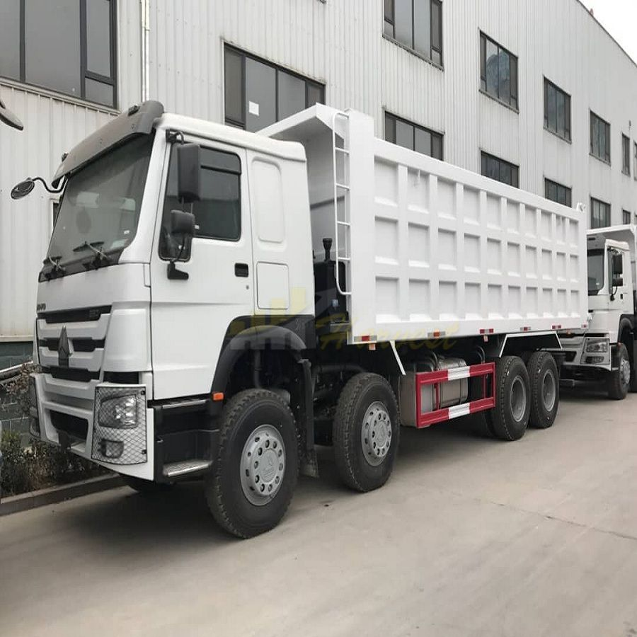 Howo Truck 8x4 40 ton with Big Box