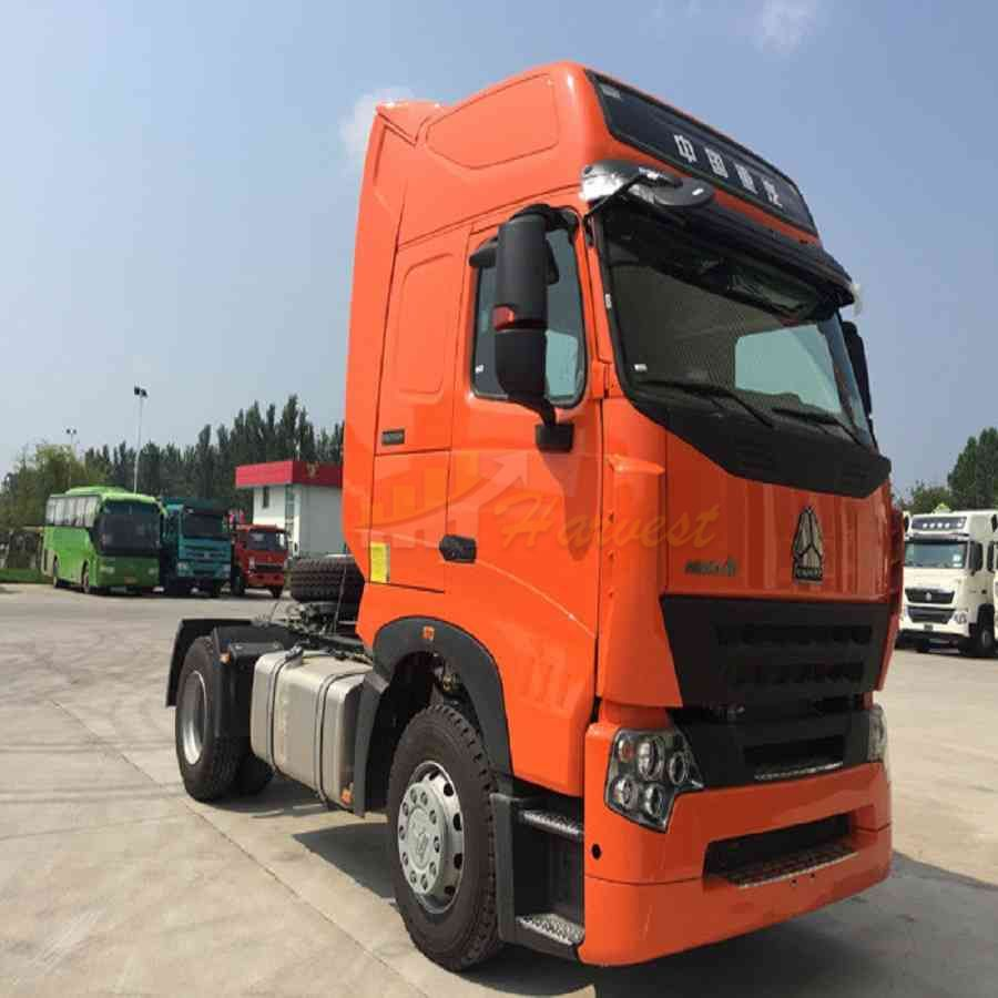 Howo A7 6 wheelers Prime Mover