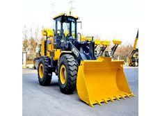 Do you know the applicable scope of Wheel loader?