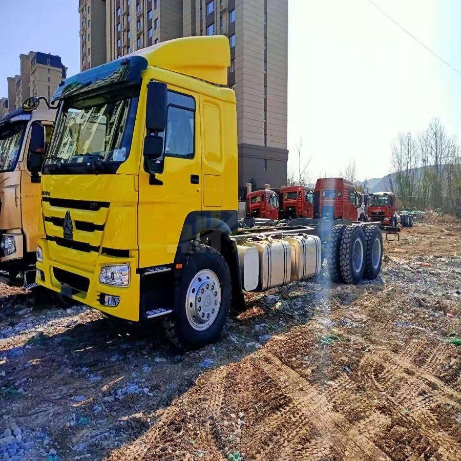 Sinotruk Howo 6x4 371hp Cargo Chassis