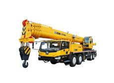 Do you know the development of Truck Crane?