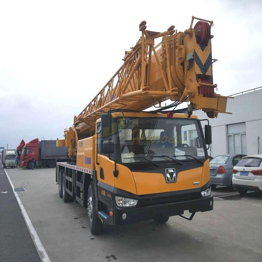 30 Ton QY30K5-I Hydraulic Truck Crane