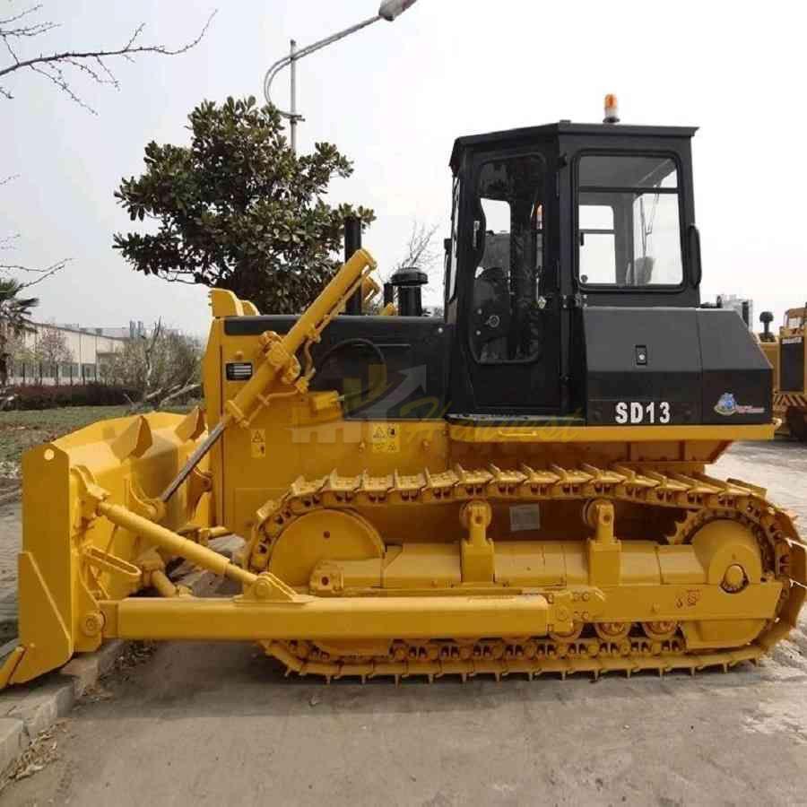 Sd13 130hp Bulldozer With Rear Ripper