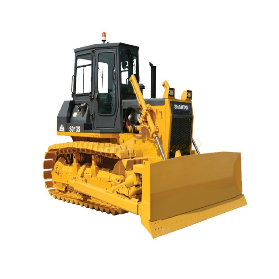 Sd13s 130hp Wetland Crawler Bulldozer with Straight Tilt Blade