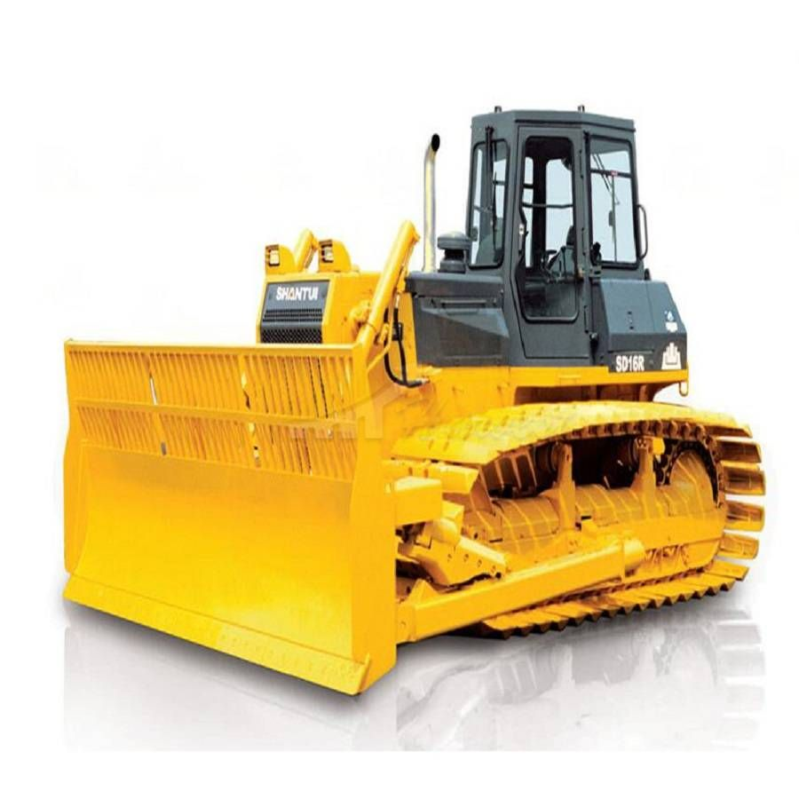 Shantui 160hp Crawler Bulldozer Sd16r with Sanitation Blade