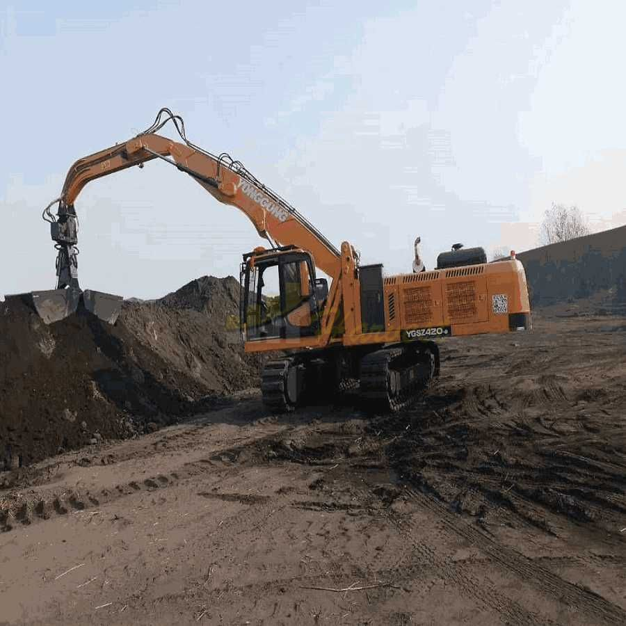 42 Ton Port Material Handling Machine YGSZ420-8