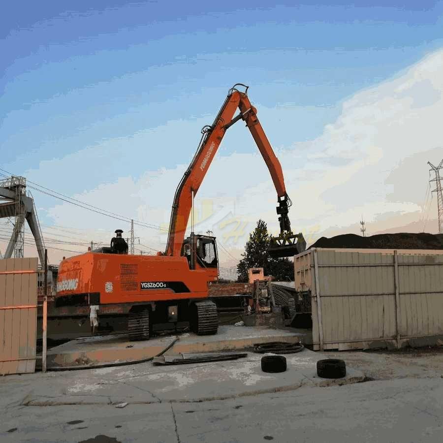 60 Ton Port Material Handling Excavator YGSZ600-8