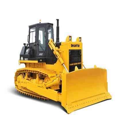 Shantui Crawler Bulldozer