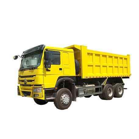 Heavy Dump Truck