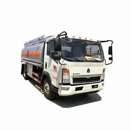 Heavy Tanker Truck
