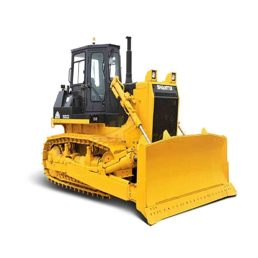 Shantui Sd22 220hp Bulldozer With Rear Ripper