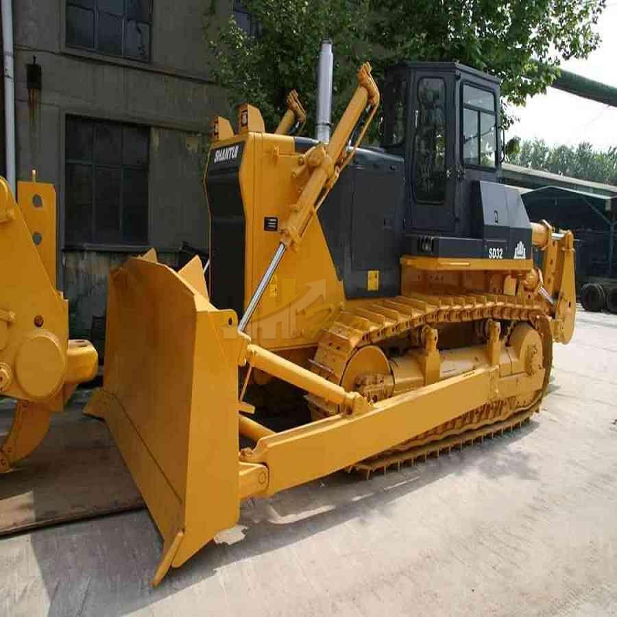 Shantui Sd22 220hp Bulldozer With Rear Ripper