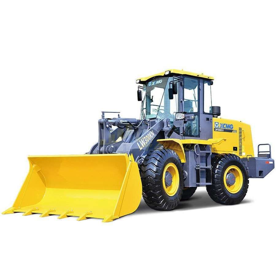 Xcmg New 3t Wheel Loader Lw300kn