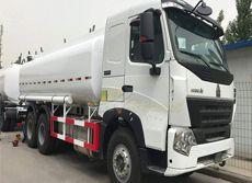 Maintenance and Maintenance Methods for Fuel Tank Trucks