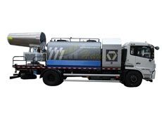 How to Maintain the Sprinkler Truck Engine
