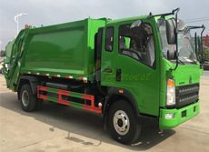 How to Protect the Hydraulic Oil of a Garbage Truck