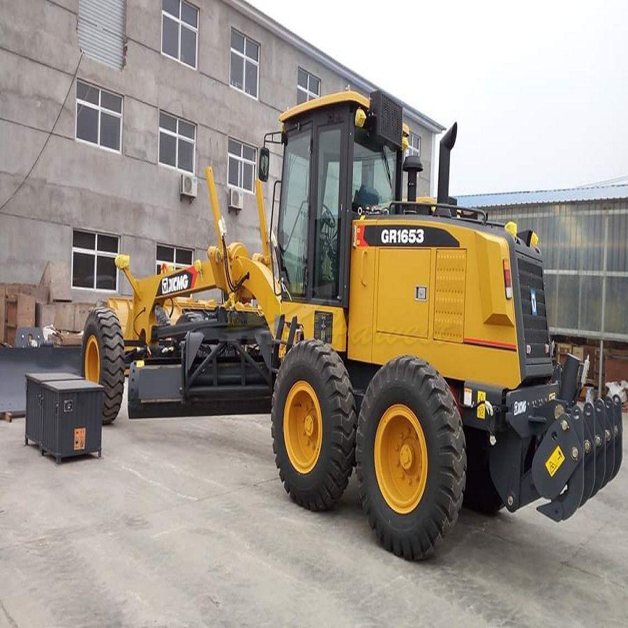 New XCMG Gr1653 Grader 165hp Road Grader Made in China