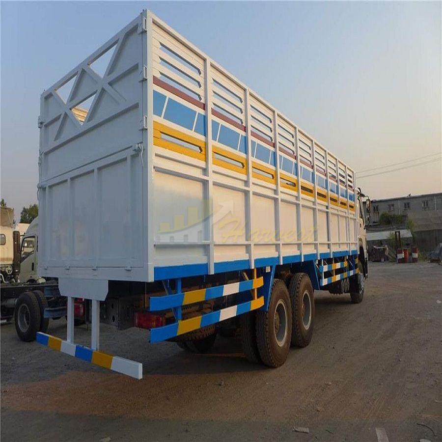 Sinotruk Howo 6x4 Cargo Truck Left Hand Drive