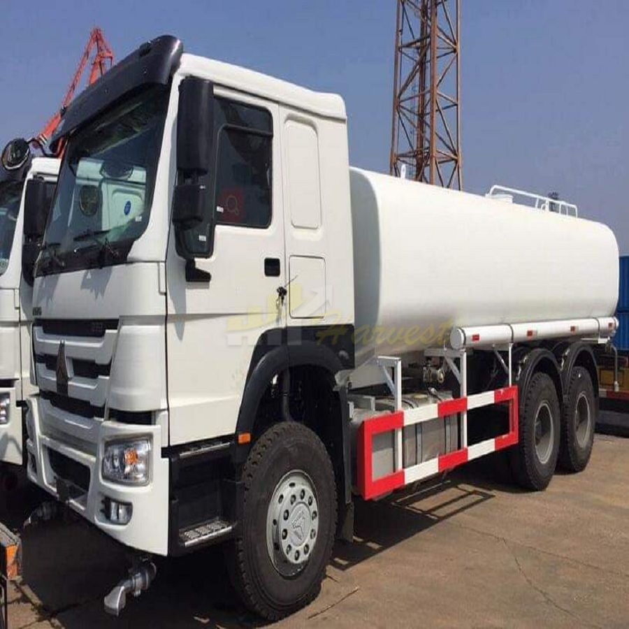 Sinotruk Howo 20000liters 20tons 6X4 Water Bowser for Spraying Water
