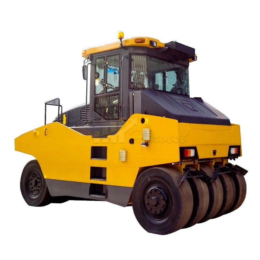 XCMG XP203 Pneumatic Vibratory Compactor Tyre 20ton Road Roller