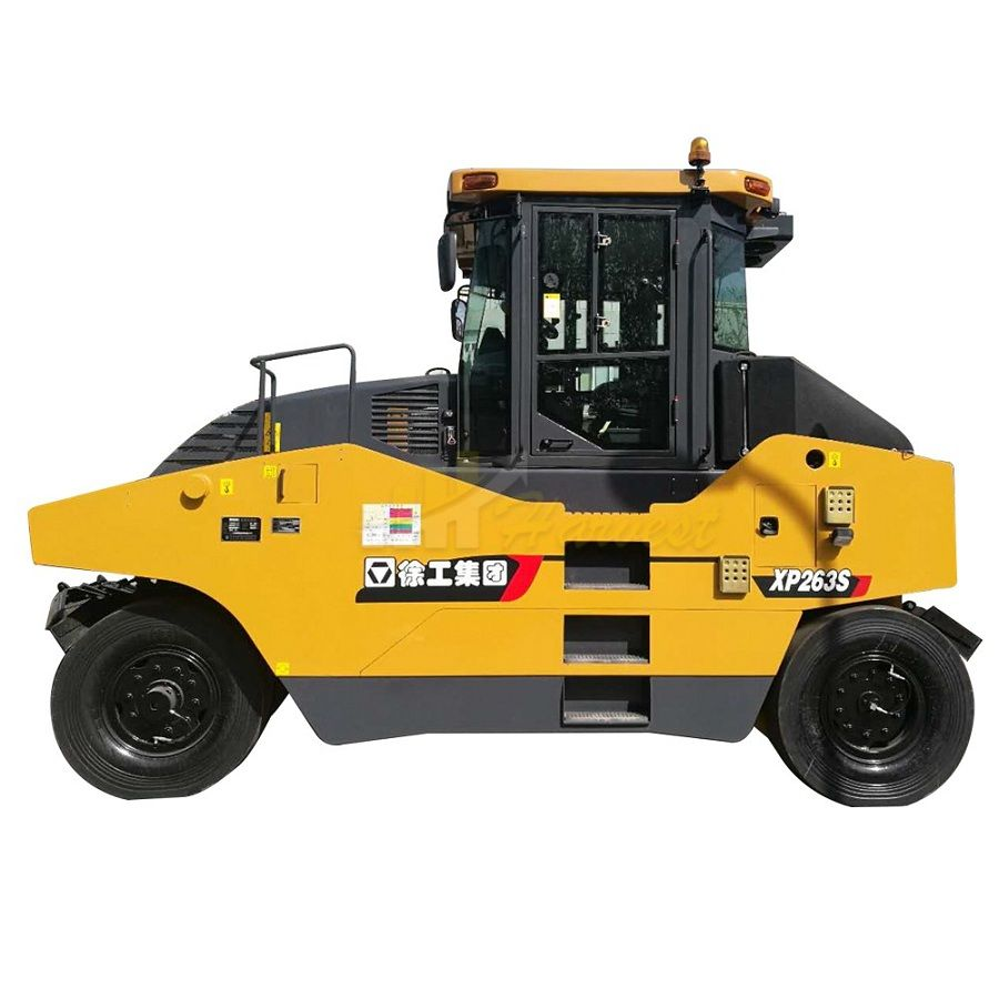 XCMG 26ton XP263S Compactor Machine New Tyred Road Roller