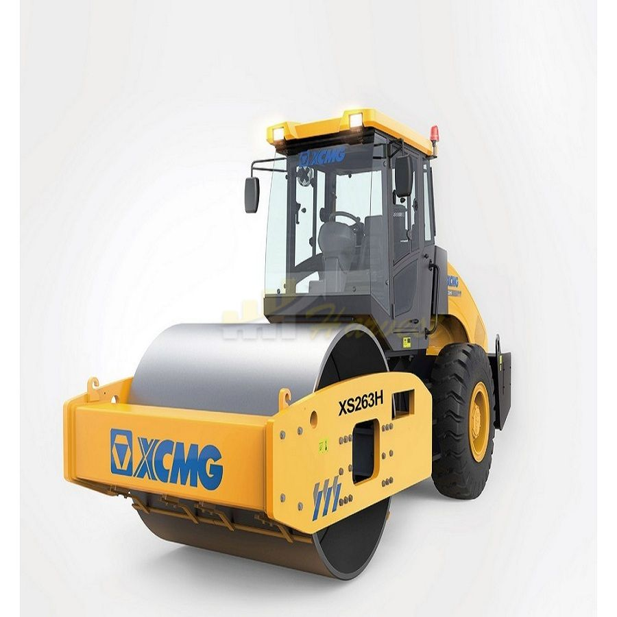 26 ton XS263H Single Drum Hydraulic Road Roller