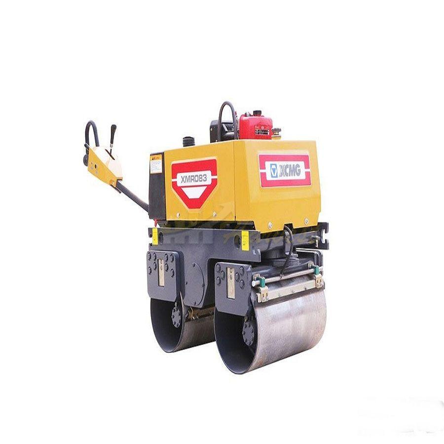 800kg XMR083 Small Manual Road Roller