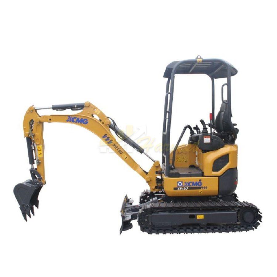 1.5 ton XE15U Mini Excavator