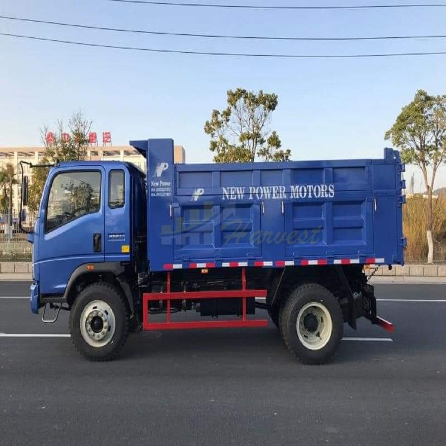 Howo Small Dump Trucks 10 ton for sale