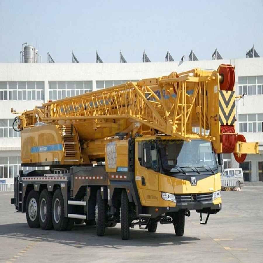 100 Ton Xct100 Lifting Truck Crane