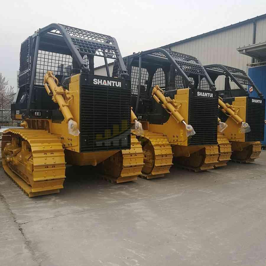 Sd22f 220hp 26 Ton Forest Bulldozer