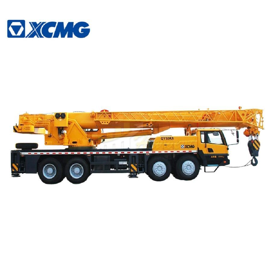 Xcmg 50 Ton Mobile Truck Crane Qy50ka